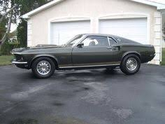 Black 1969 Mustang Fastback Twin Supercharged 1969 Mustang Gt Sportsroof 351 Restomod 50th