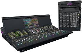 avid venue s6l system with s6l 24 control surface and e6l 144