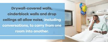 Soundproof Interior Walls Acoustic Solutions For The Medical Field Hospital Soundproofing