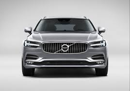 volvo co suited and booted volvo reveals stylish new v90 estate
