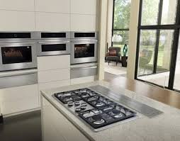 Gas Cooktop With Downdraft Vent Jenn Air Accolade Downdraft Ventilation System