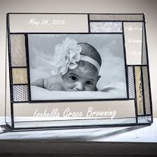 baby engraved gifts personalized gifts j devlin glass photo frame baby engraved 4x6
