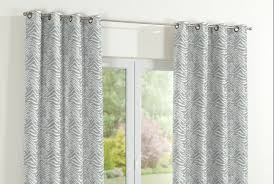 Curtains White And Grey Eyelet Curtains Grey White Absolute Home