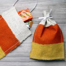 treat bags candy corn treat bags the country chic cottage