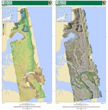 first usgs coastal maps from unmanned aerial systems
