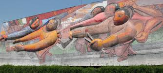 david alfaro siqueiros mad about the mural his