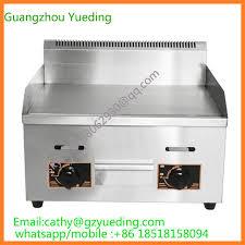 restaurant kitchen appliances hotel restaurant kitchen equipment solid steel cooking plate