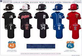new spring training uniforms across mlb for 2016 chris creamer u0027s