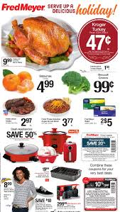 Cheap Turkey Find Turkey Deals On Line At Fred Meyer Weekly Coupon Deals 11 12 11 18 0 47 Lb Turkey And More