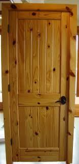 Knotty Pine Interior Doors R C Doors And More