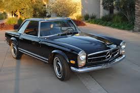 mercedes california 1968 mercedes 250 sl california roadster for sale in paradise