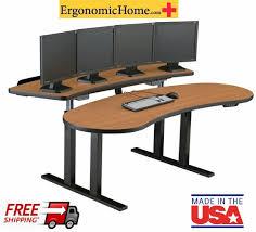 Proper Computer Desk Setup Ergonomic Computer Desk U2013 Furniture Favourites