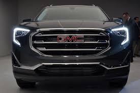 used lexus diesel suv 2018 gmc terrain gets 3 turbo engine choices including diesel