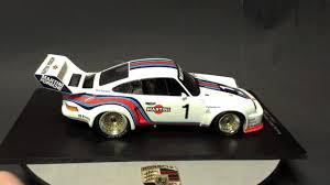 porsche 935 1 18 porsche 935 1976 martini racing by spark review youtube
