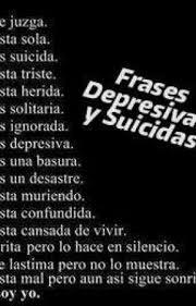 imagenes suicidas y depresivas frases depresivas y suicidas 6 wattpad