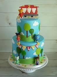 daniel tiger cake patty cakes bakery daniel tiger birthday daniel the tiger