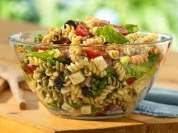 Pasta Salad Recipes With Italian Dressing 5 Easy Pasta Salads Recipes Flavoured Delights Flavoured Delights