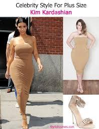nude photos of kim kardashian celebrity style for plus size curves kim kardashian nude