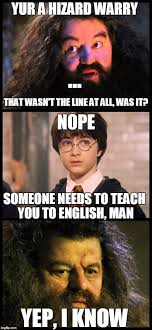 Bad Grammar Meme - bad grammar guy imgflip