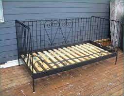 Wrought Iron Daybed Black Wrought Iron Daybed Home Design Ideas