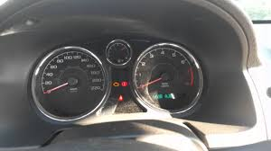 chevrolet cobalt won u0027t start cluster not working fixed youtube