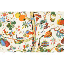 the pattern vegetable tree is a variation of the tree of