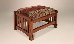 Made Ottoman by Amish Made Ottoman