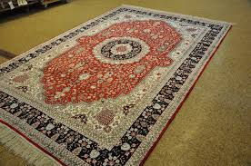 How To Sell Persian Rugs by Silk U0026 Cottton Red Kerman Oriental Rugs For Sale New Handmade Rug