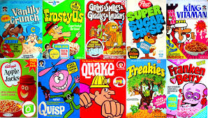 crazy cows and quangaroos our favorite 60s and 70s era cereals