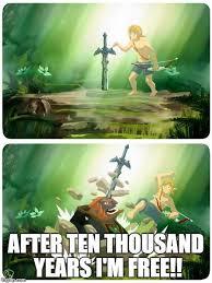 Legend Of Zelda Memes - 15 zelda breath of the wild memes worth their weight in boko clubs