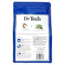 dr teal u0027s pre u0026 post workout pure epsom salt soaking solution 3