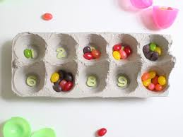 easter candy for toddlers crafts with kids easter egg counting