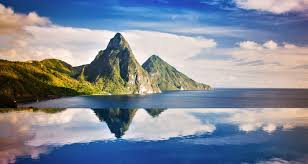St Lucia Island Map Plan Your Trip