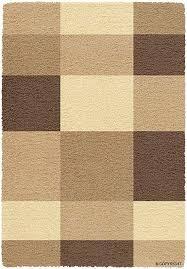 creative home area rugs creative design shag rug 5662 056 beige