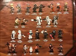 star wars the force awakens lego minifigures leak online