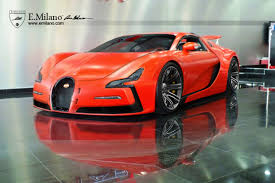 concept bugatti gangloff eb11 concept gets an evolutionary look