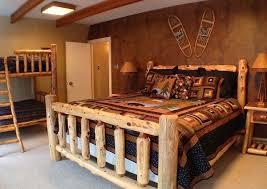 Rustic Wooden Bedroom Furniture - rustic bedroom furniture suites shabby chic brown interior tile