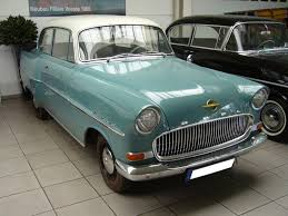 opel olympia rekord information and photos momentcar