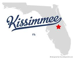 map of kissimmee map of kissimmee fl florida