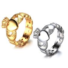 king and crown wedding rings new wedding rings king crown claddagh ring