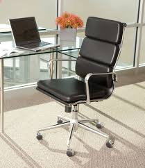 Leather Executive Desk Chair Office Luxury Modern Executive Leather Office Chair Combined With