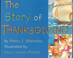 the story of thanksgiving nancy skarmeas venturi pickett