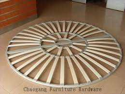 Bed Frames How To Make by How To Make A Round Bed Frame Round Designs