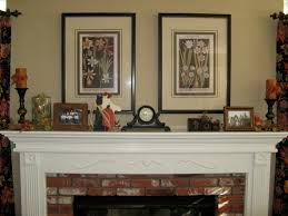Home Decor Shelf by Mantel Enchanting Fireplace Mantel Decor For Lovely Home