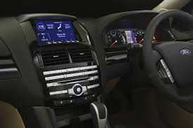 Ford Falcon Xr6 Interior Melbourne 2008 Preview All New 2008 Ford Fg Falcon Unveiled