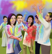 free holi coloring pages from the children u0027s book it u0027s time for