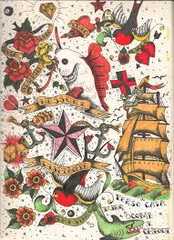 download sailor jerry rose tattoo designs danielhuscroft com