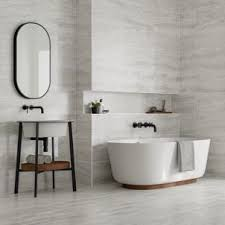 wickes bathrooms uk wickes callika mist grey porcelain tile 600 x 300mm wickes co uk