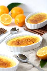 vegan meyer lemon crème brûlée lands u0026 flavors