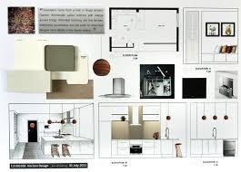 Sketch Kitchen Design by Presentation Board Kitchen Design Sketch U0026 Project Pinterest